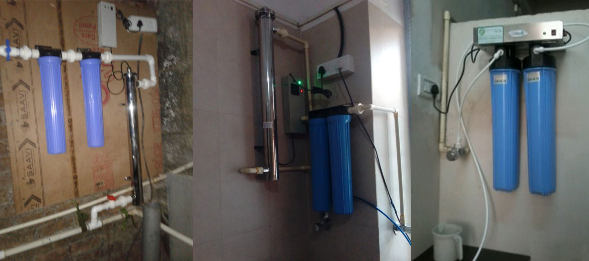 Industrial UV water purifiers In Maharashtra